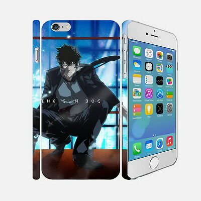 F028 PSYCHO PASS - Apple iPhone 4 5 6 Hardshell Back Cover Case