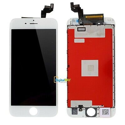 Touch Screen + Lcd Display Retina Frame Per Apple Iphone 6S Vetro Schermo Bianco