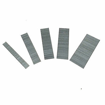 2500xOrion Brad Nails (25mm/38mm/45mm/50mm/57mm/63mm) 16 Gauge Galvanised