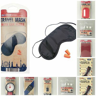 Travel Accessories Luggage Weighing Scales Strap Travel Bottles Padlock