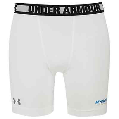 Under Armour HG Sonic Compression Shorts Small White (CHRISTMAS DEAL)