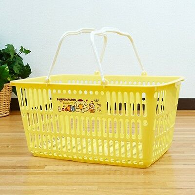Sanrio Pompom purin shopping basket cake w50 × d35 × h24cm Kawaii From Japan F/S