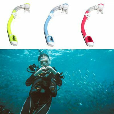 Children Junior Diving Mask And Snorkel Set Water Goggle Swimming Scuba BN