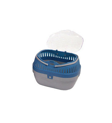 RAT PET CARRIER Hamster Small Animal POD CARRIER Hilidays Vet Appointments LARGE