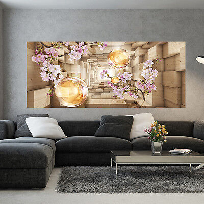 vlies fototapeten fototapete tapete tapete rose blumen kugeln rosa 3d 3fx3347vep eur 24 90. Black Bedroom Furniture Sets. Home Design Ideas