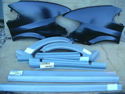 Ford Transit Mk6 2000 To 2006  New Front Wing Arch Sill Set Both Sides 8 Pcs 125