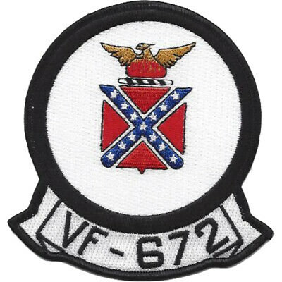 VF-672 Patch Stars And Bars