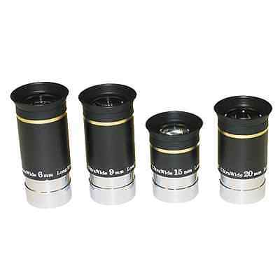 Skywatcher Ultra Wide Multi Coated Telescope Eyepiece 1.25 Fitting: 15mm ONLY