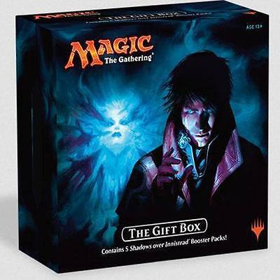 HOLIDAY GIFT BOX Shadows Over - Ombre su Innistrad SOI Magic mtg ENG 5 Bustine