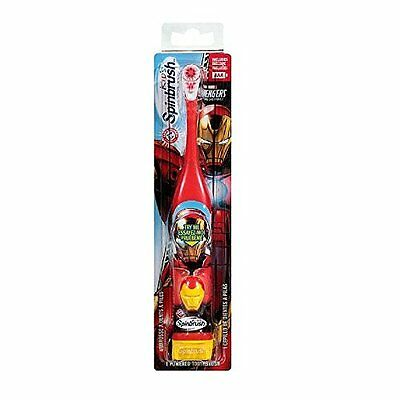 3 Pack - Arm & Hammer Kid's Spinbrush Spider-Man 1 Each