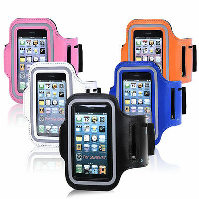 Sports Gym Armband Case Premium + Cycling Running Jogging Cover Holder For Phone