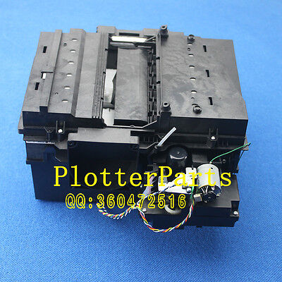 Q6683-60187 Service station assembly for HP DesignJet T1100 T610 PS plotterparts