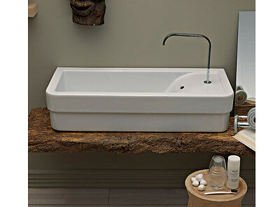Cielo wall sinks Opera wall or on top sink OPLAC