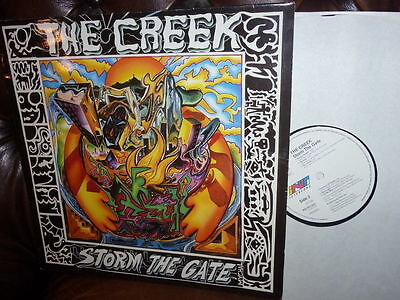 Creek, Storm the Gate, Heavy Metal, Intrecords, 1989