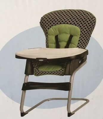 Graco Ready2Dine Highchair and Portable Booster - Hudson - New! Free Shipping!!