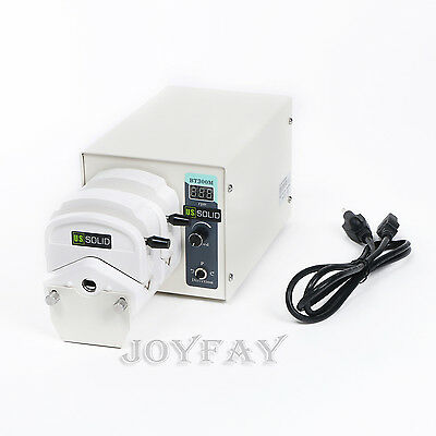 Basic Peristaltic Pump 0.00166-1330 mL/min BT300M 2*YZ1515x
