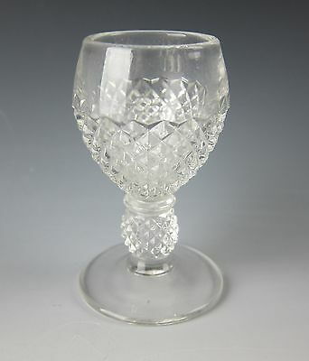 Westmoreland ENGLISH HOBNAIL-CLEAR (Ball Stem) Cordial Glass EXCELLENT