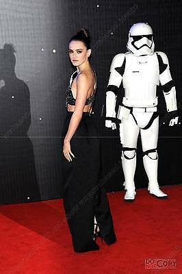 Daisy Ridley Poster Picture Photo Print A2 A3 A4 7X5 6X4