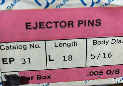 DMS Ejector Pins EP31L18