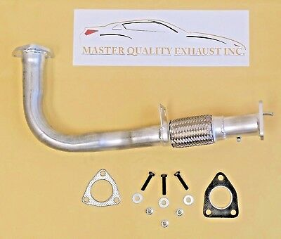1998, 1999, 2000, 2001, 2002 Honda Accord 2.3L Front Flex Pipe With Free Gaskets