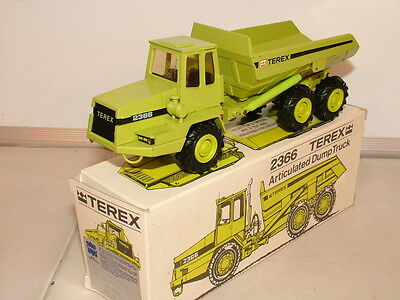 Conrad No 2762 is the ex display model of the Terex 2366 ADT ( the baby) VGB