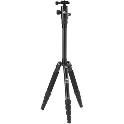 Sirui T-005X Aluminum Tripod with C-10S Ball Head Black
