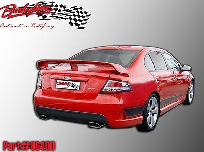 Ford Fg Falcon Gt Sedan Rear Spoiler 2007-2014 Unpainted