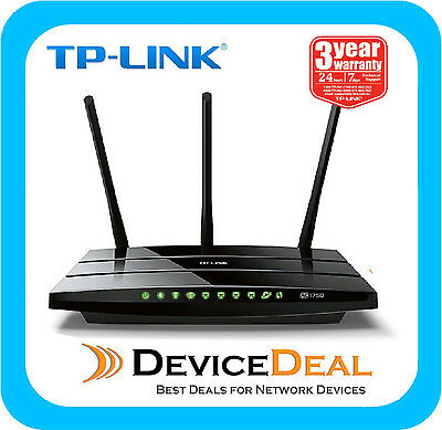 TP-Link Archer C7 Wireless AC1750 Dual Band 5GHz Gigabit NBN Router