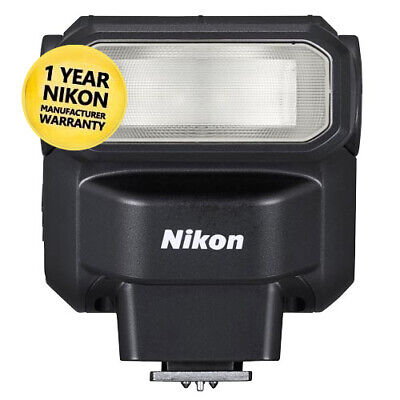 Nikon SB-300 Speedlight Camera Flash (SB300) with GEN NIKON WARR