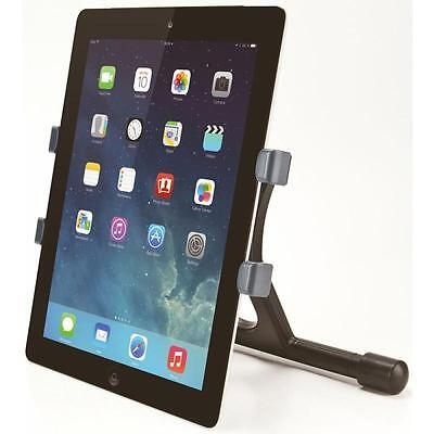 Logic3 US2005 Universal Ergo Stand Black for iPad and 7-10 inch Tablet Black New