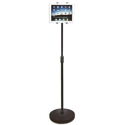 Logic3 US2006 360 Degrees Rotation Floor Stand for Universal iPad and Tablet New