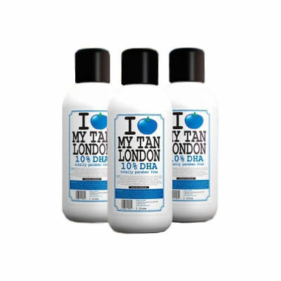 My Tan London Tanning Solution - Blueberry 10%