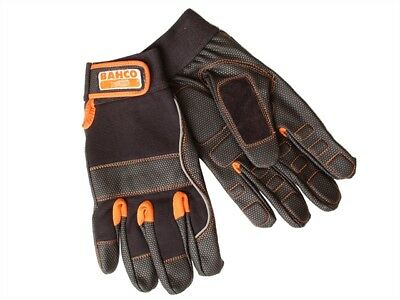 Bahco BAHGL01010 Power Tool Padded Palm Glove Large (Size 10)