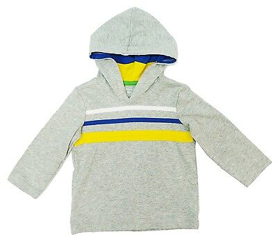 First Impressions Grey Hoodie Top Shirt Baby Boys Toddler 12 Months