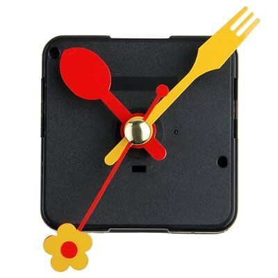 Quartz Clock Movement Mechanism Hands DIY Repair Part Kit N3