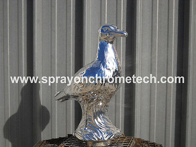 Semi Pro Chrome Kit Spray Gun Spray Metal Plating