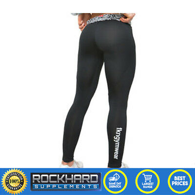 FKN Gym Wear Ladies A2g Tights Active Wear Clothing Fitness Comfort