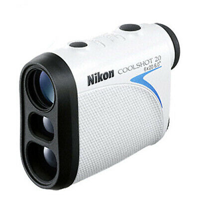 Nikon Coolshot  20 Golf Laser Range Finder (BKA127SA) with GEN NIKON WARR