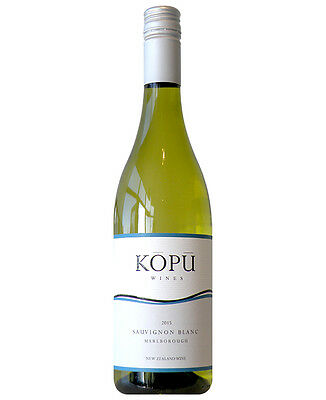 Kopu Marlborough Sauvignon Blanc 2015 (12 Bottles)