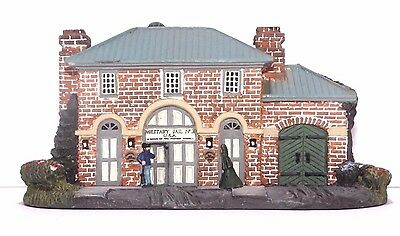 """Gone With the Wind Hawthorne Village """"Against Her Will"""" New In Box With Deed"""