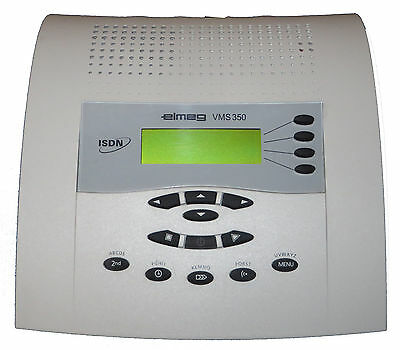 Elmeg VMS 350 VMS350 ISDN from answering machine #150