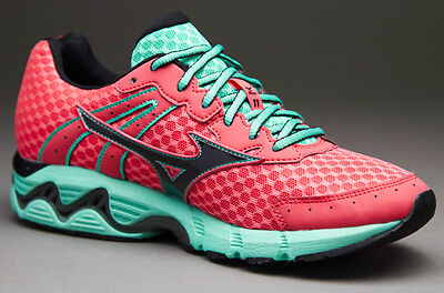 Mizuno Wave Inspire 11 Womens Ladies Support Running Gym Trainers Shoes Uk 5 7.5