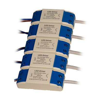 Constant Current LED Transformer 3W-36W Top Quality Compact Drivers Light Weight