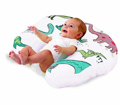 Love2Sleep BABY FEEDING/NURSING PILLOW FOR COMPLETE SUPPORTS – DINOSAURS