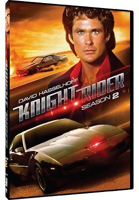 Knight Rider: Season 2 Dvd - The Complete Second Season [4 Discs] - New Unopened