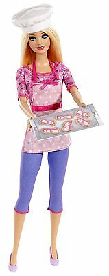 Barbie Cookie Chef Doll
