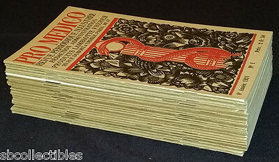 1926 To 1931 - Pro Medico - French - Medical - Original Revues - (26 Differents)