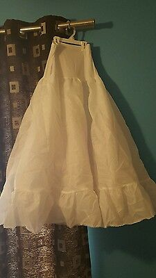 Wedding Gown Silhouette Slip On Style
