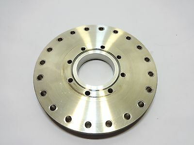 """MDC Vacuum Stainless UHV Reducer Flange 8"""" to 4.5"""" Fitting"""