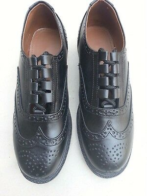 Ghillie Brogues Shoes (PU) Synthetic Leather Ghillie Scottish Kilt Shoes 6-13